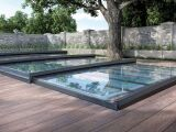 Quel est le prix d un abri de piscine - Piscine sous terrasse amovible ...