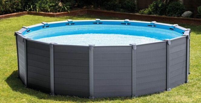 Prix d'une piscine en acier