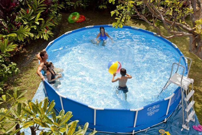 Le prix d'une piscine hors sol est variable.