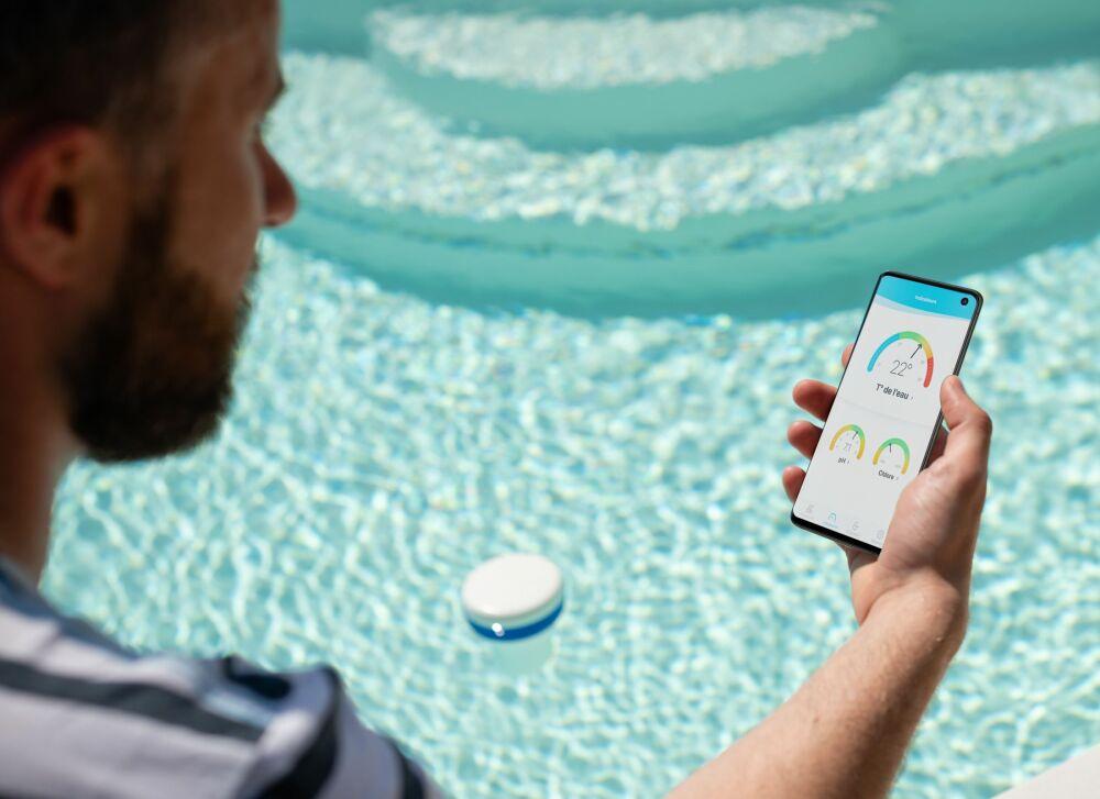 Profiter sereinement de sa piscine avec Waterair© Piscines Waterair