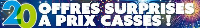 Profitez d'offres exclusives pour les 20 ans de Piscine-center.net