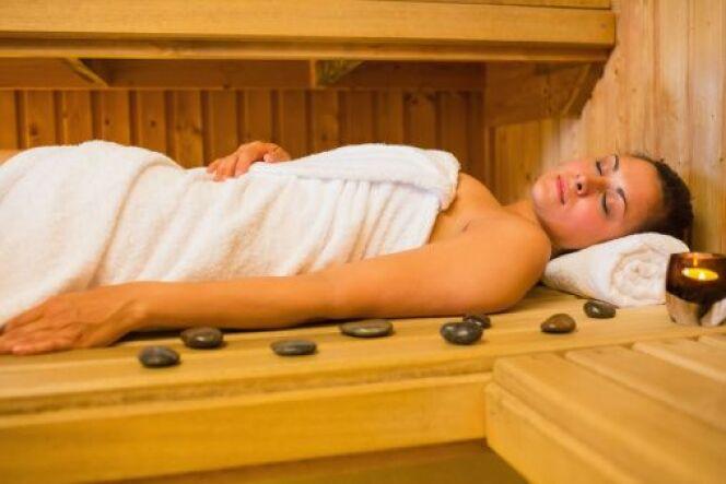 Profitez d'une séance de sauna aufguss