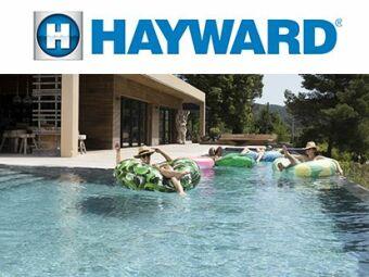 Profitez de votre piscine en toute sérénité avec les équipements innovants et performants Hayward !