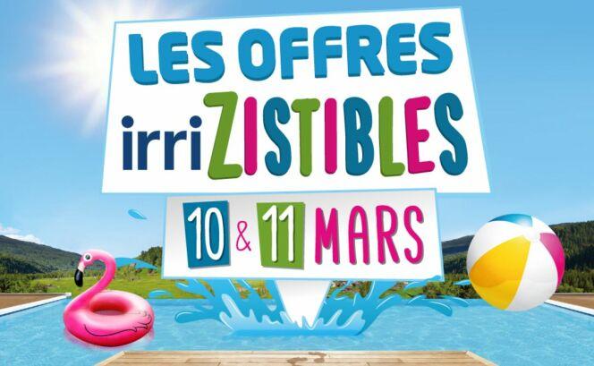 """Profitez des offres Irrijardin pour leurs Portes Ouvertes !<span class=""""normal italic petit"""">© Irrijardin</span>"""