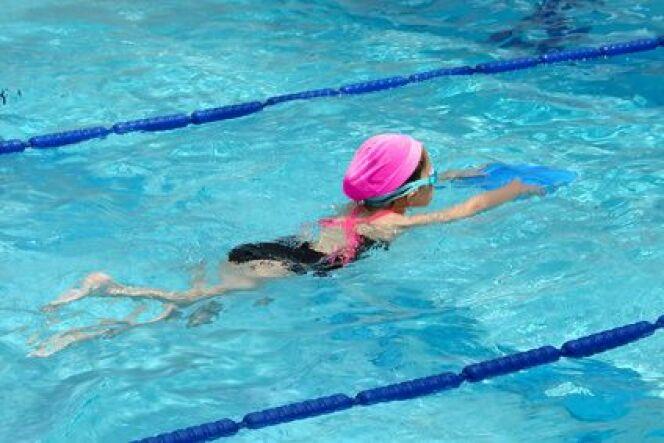 """Programme d'échauffement pour les enfants en natation<span class=""""normal italic petit"""">DR</span>"""