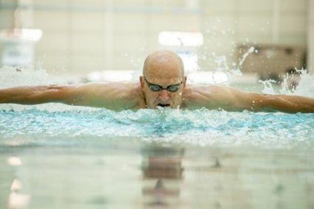 Programme de natation pour seniors