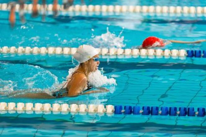 """Programme et exercices pour reprendre la natation<span class=""""normal italic petit"""">© frinz - Fotolia.com</span>"""