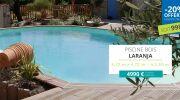 Jardimagine : promotions sur les piscines bois