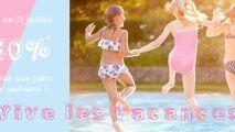 Piscines Desjoyaux : des promos pour les vacances