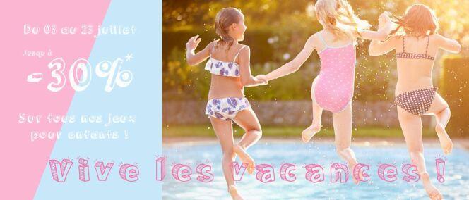 Promotions Desjoyaux pour les vacances du 3 au 23 juillet
