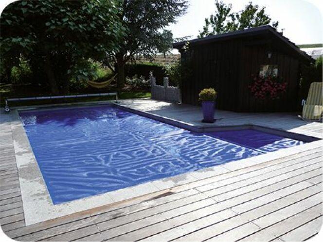 """Protéger sa piscine à la rentrée grâce aux couvertures WALTER Piscine<span class=""""normal italic petit"""">© Walter Piscine</span>"""