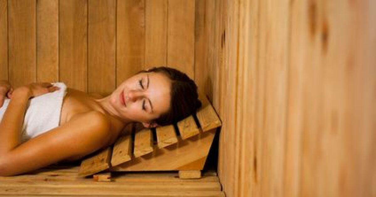 prot ger ses cheveux dans un sauna. Black Bedroom Furniture Sets. Home Design Ideas