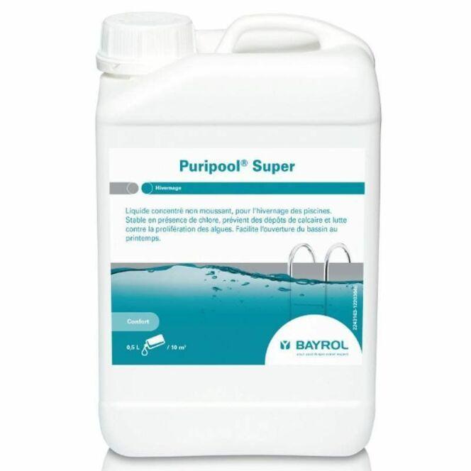 Puripool Super Bayrol – Traitement d'hivernage de piscine