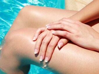 Peau sèche après la piscine : quelles solutions ?