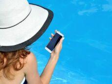 Mon smartphone est tombé dans l'eau, que faire ?