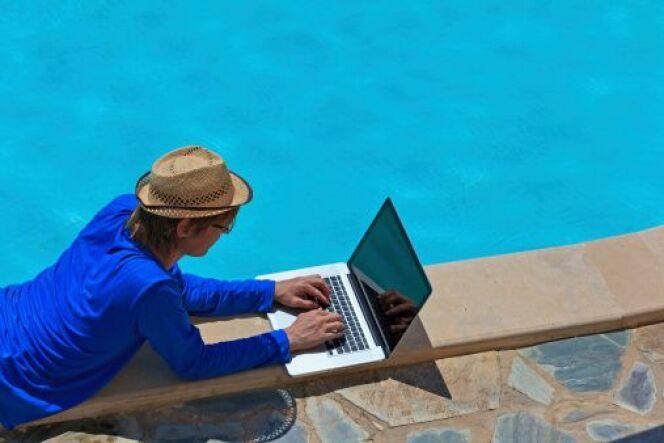 """Que mettre dans le carnet d'entretien d'une piscine ?<span class=""""normal italic petit"""">© Thinkstock</span>"""