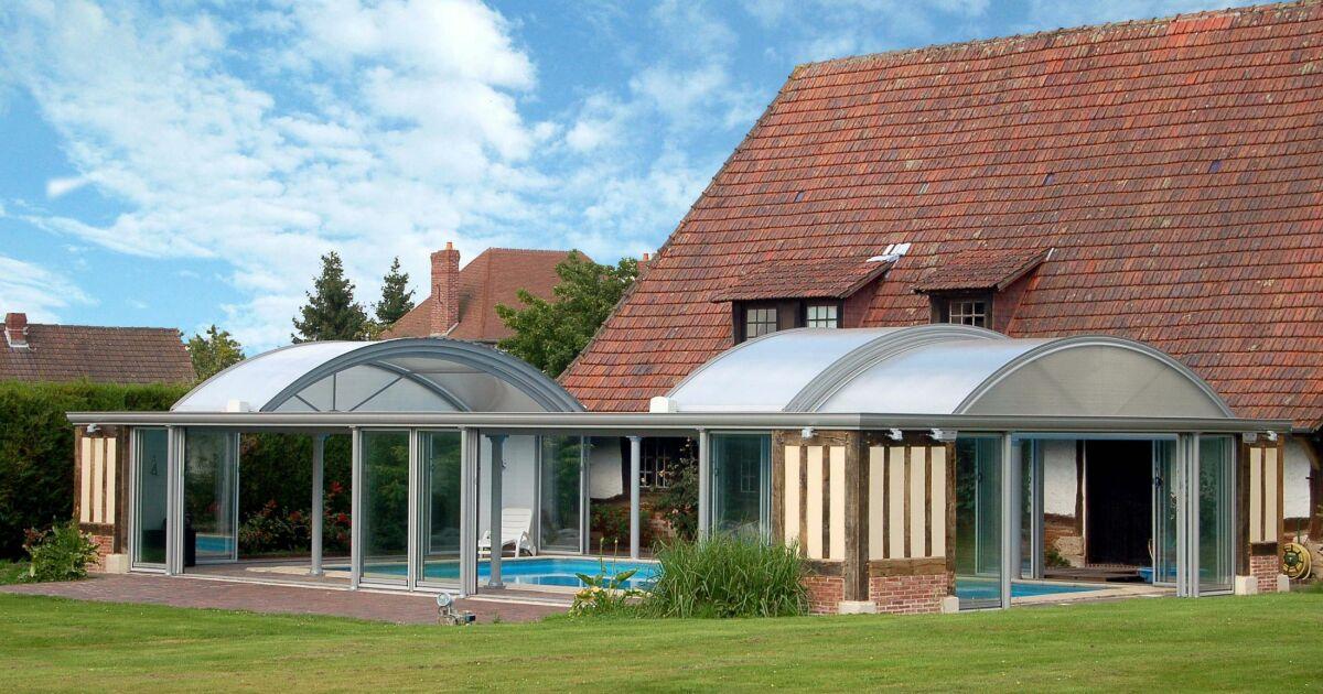 abri haut abri bas abri plat quel abri de piscine choisir. Black Bedroom Furniture Sets. Home Design Ideas