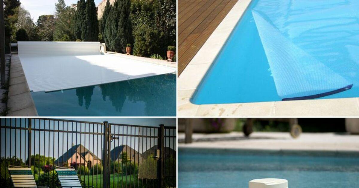 Montre securite piscine for Securite piscine
