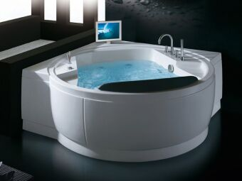 Le prix d'une baignoire balnéo