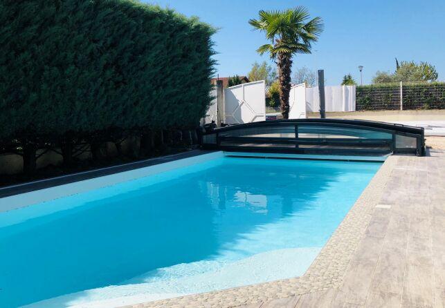Quel est le prix des travaux pour la construction d'une piscine en béton ?