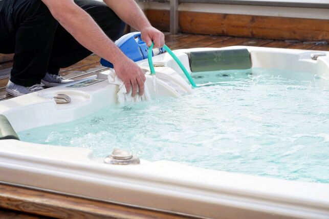 Quel prix pour l'entretien d'un spa ?