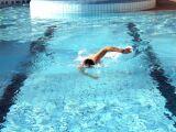 Quel rythme d'entraînement pour un nageur débutant ?