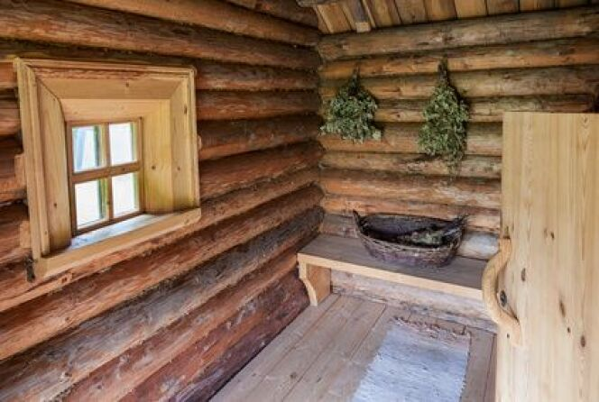 """Quel taux d'humidité dans un sauna ?<span class=""""normal italic petit"""">DR</span>"""