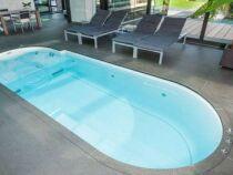 Les dimensions d'un spa de nage
