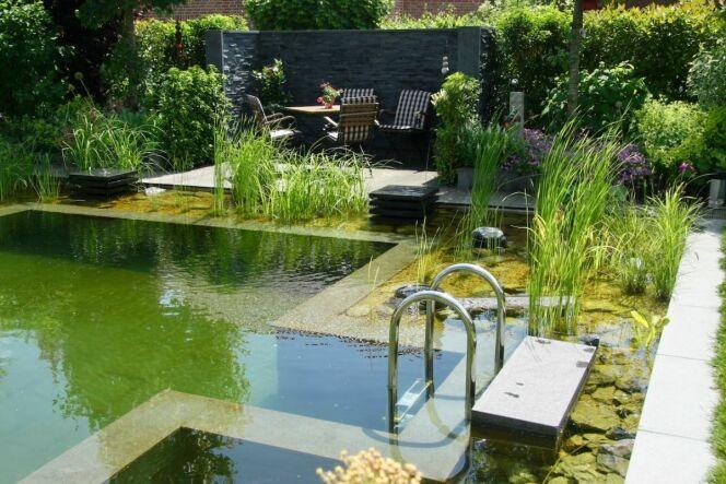 Quels matériaux pour la construction d'une piscine naturelle ?
