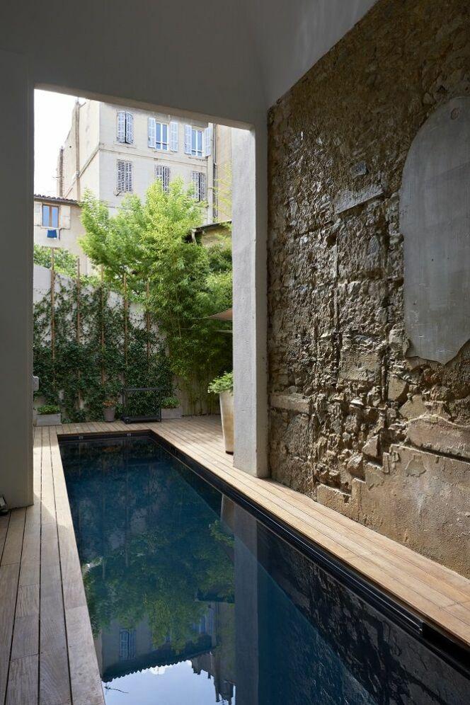 Réalisation : Aqua Diffusion à Auriol et Aix-en Provence