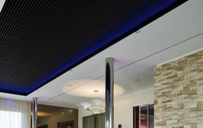 Réalisation : Carré Bleu Portelli à Toulouse (31) Architecte : Antonello Matrone  © Carré Bleu - Photo : François Deladerrière