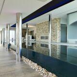 Couloir de nage intérieur Carré Bleu