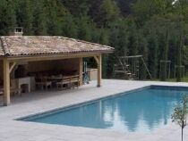 Le pool house de piscine