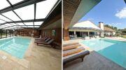 Rénoval Abris présente sa sélection d'abris de piscine hauts adossés