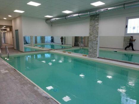 Réalisation piscine normes public