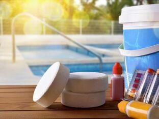 Réglementation concernant l'utilisation des produits chimiques dans une piscine