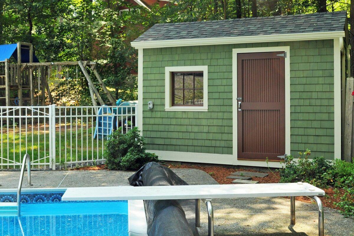 Construire Un Pool House réglementation construction d'un pool house de piscine