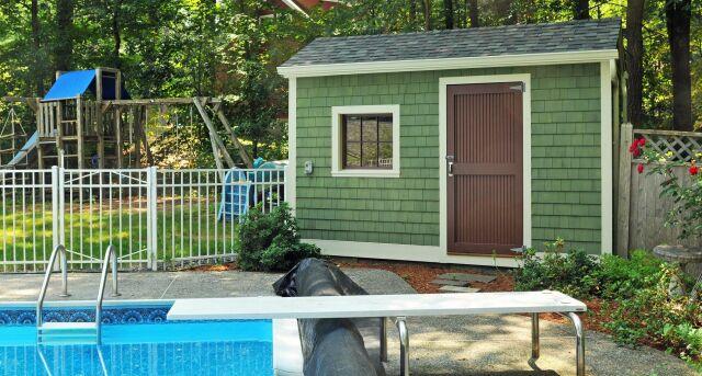 Réglementation construction d\'un pool house de piscine ...