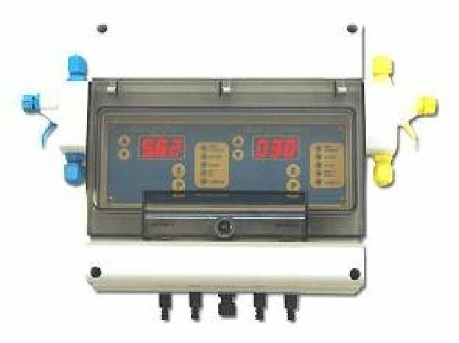 Régulateur pH/REDOX automatique