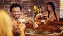 Insolite : découvrez le spa à la bière