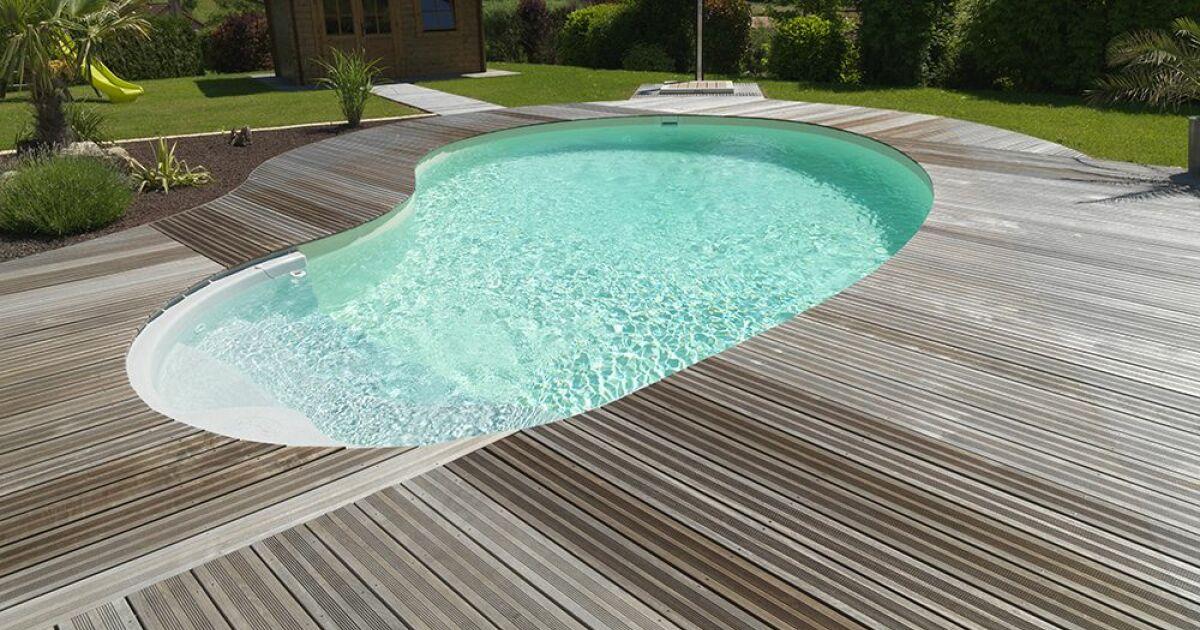 Remplacer un liner for Reparer un liner de piscine