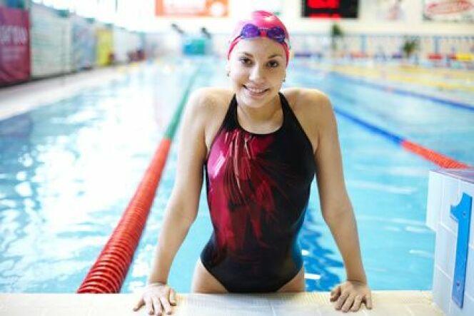 """Renforcer la confiance en soi par la natation<span class=""""normal italic petit"""">DR</span>"""