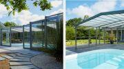 Rénoval Abris : des abris de piscine et terrasse en verre double vitrage