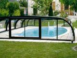 Rénovation d'un abri de piscine mi-haut