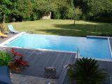 Rénovation d'une terrasse de piscine