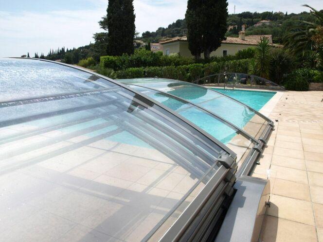 Rénovation de la motorisation d'un abri de piscine