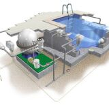 Rénover ou changer le système de filtration d'une piscine