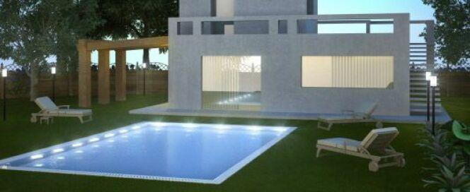 """Réparer une fissure de piscine<span class=""""normal italic petit"""">© megatronservizi - Thinkstock</span>"""