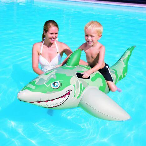 "Requin Camo, par Bastway<span class=""normal italic petit"">© Bestway</span>"