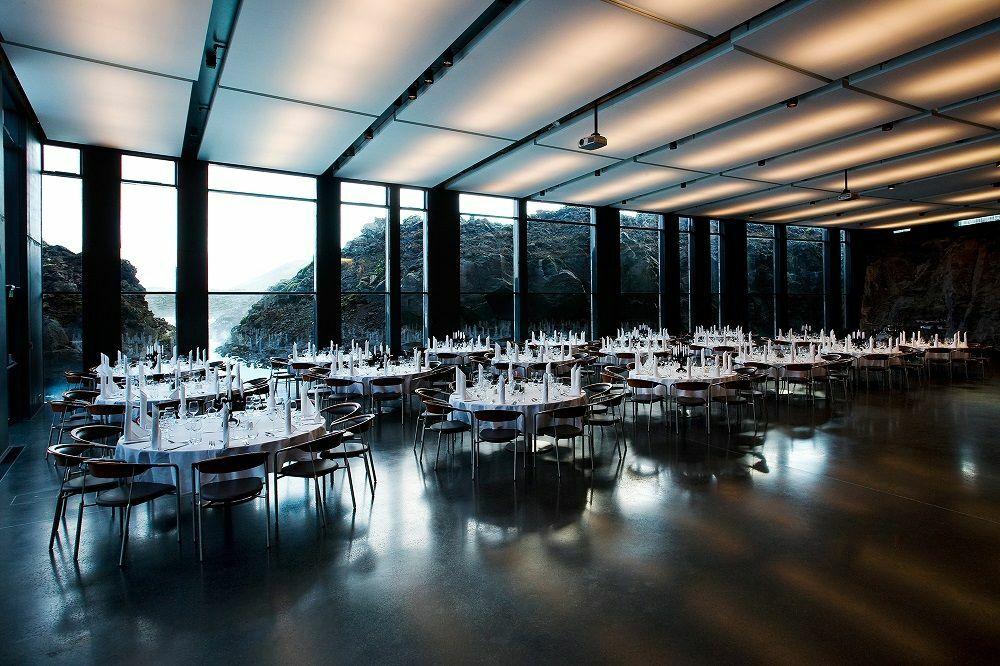 Restaurant du Blue Lagoon© Blue Lagoon